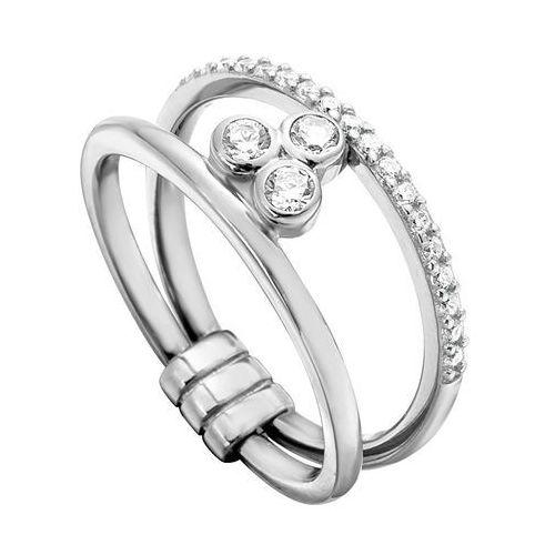 Esprit pierścionek srebrny z cyrkonem gra esrg001911 (obwód 57 mm) srebro 925/1000