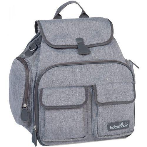 Babymoov Plecak a043558 globber heather grey + darmowy transport! (3661276016460)