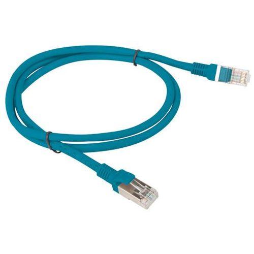 Kabel sieciowy LAN RJ45 - RJ45 LANBERG 1 m
