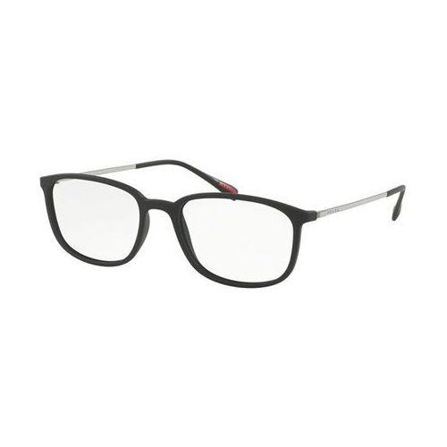 Okulary korekcyjne ps03hv spectrum dg01o1 marki Prada linea rossa