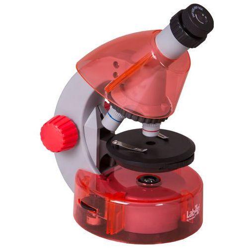 Levenhuk Mikroskop  labzz m101 pomarańczowy + darmowy transport! (0611901505473)