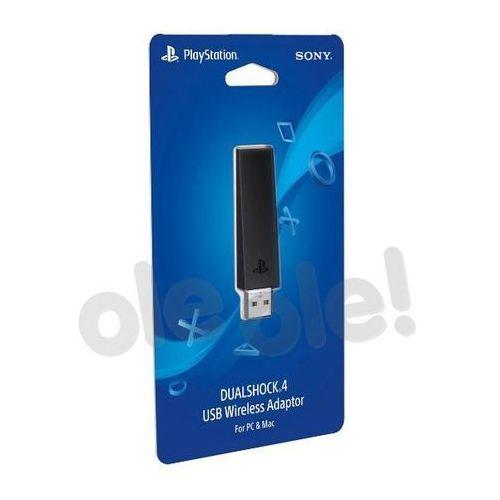 Sony  dualshock 4 usb wireless adapter pc/mac - produkt w magazynie - szybka wysyłka! (0711719844655)