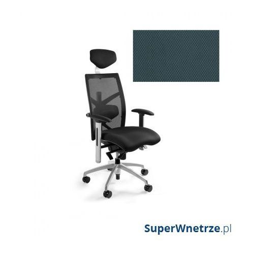 Fotel biurowy Exact Unique steelblue