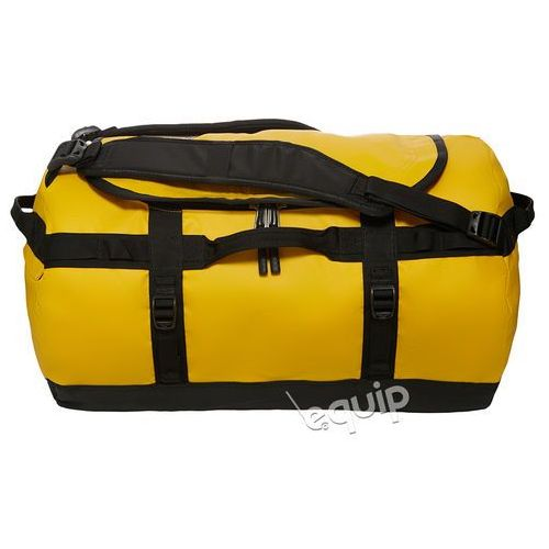 Torba podróżna The North Face Base Camp Duffel S II - summit gold