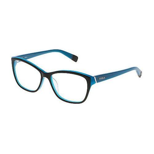 Okulary Korekcyjne Furla VU4908 Cherie 0AHV