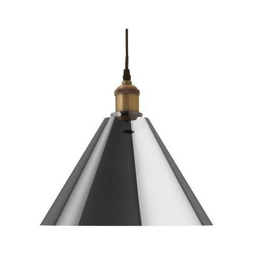 Lampa wisząca TINNA przydymione szkło E27 INSPIRE