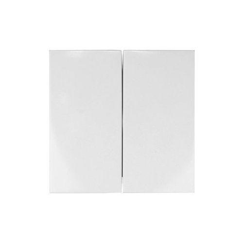 berker Klawisz podwójny biały 5316238989 b.kwadrat berker (4011334455875)
