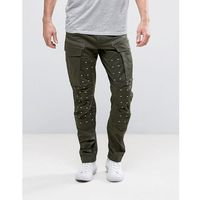 G-Star MS Rovic 3D Tapered Trouser - Green, kolor zielony