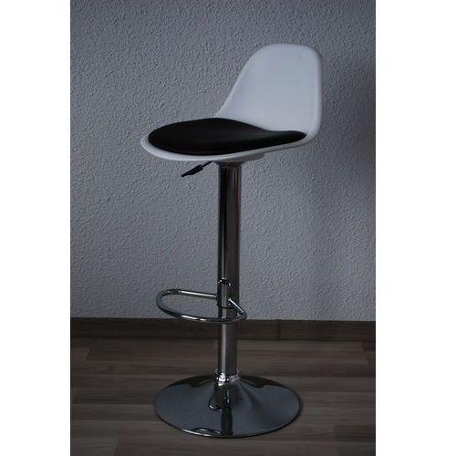 Hoker, krzesło barowe Eteo DSW z poduszką