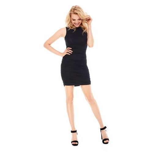 Sukienka Katya w kolorze czarnym, kolor czarny