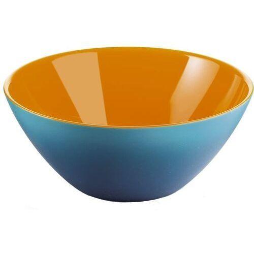 Guzzini - my fusion - misa 25 cm, niebiesko - pomarańczowa