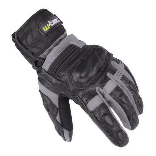 Zimowe rękawice motocyklowe W-TEC NF-4070, Szaro-czarny, XXL