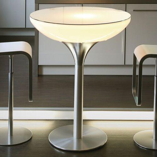 Moree Sterowany stolik lounge led pro accu 105 cm