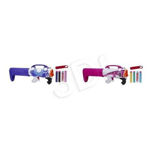 nerf rebelle - torebka tajnej agentki różowa b0648 marki Hasbro