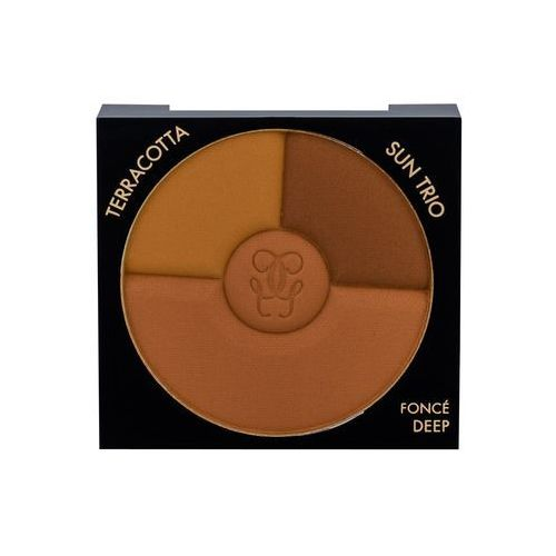 Guerlain terracotta sun trio bronzer 6 g tester dla kobiet deep
