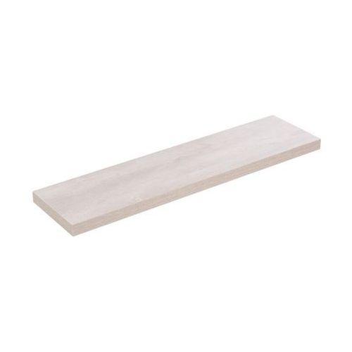 Spaceo Półka ścienna komorowa dąb szary 90 x 23.5 cm