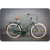 """Rower miejski Amsterdam 28 3B zielony butelkowy 20"""" - szczegóły w Mall.pl"""