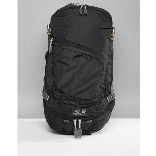 Jack Wolfskin Crosser 26 Backpack In Black - Black