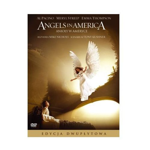 Anioły w Ameryce (DVD) - Mike Nichols z kategorii Seriale, telenowele, programy TV