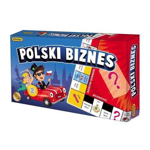 Adamigo Polski biznes. towarzyska gra planszowa