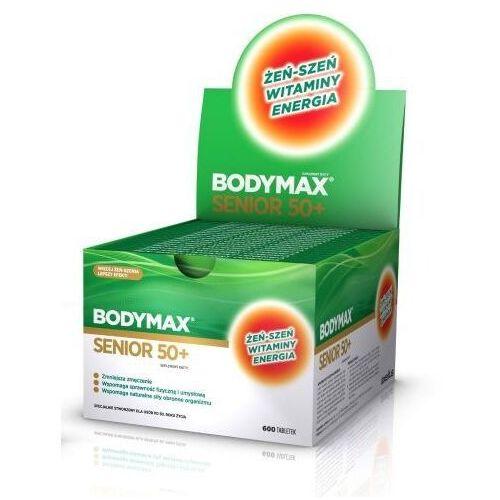 Tabletki BODYMAX SENIOR 50+ x 600 tabletek