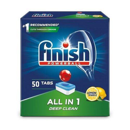 Finish Tabletki all in 1 deep clean (50 sztuk)