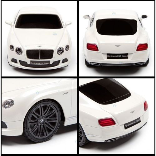 Samochód sterowany Bentley Continental GT Speed skala 1:12*