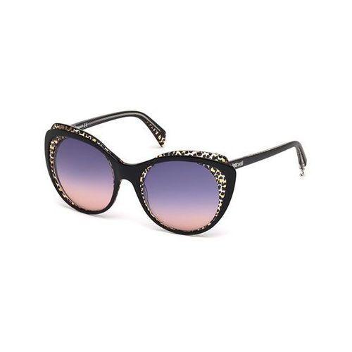 Just cavalli Okulary słoneczne jc 740s 05w