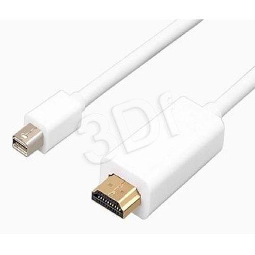 SAVIO KABEL MINI DP - HDMI 1,8M CL-83- PRODUKT W MAGAZYNIE! EKSPRESOWA WYSYŁKA!, KKS8KPBV0170 (4881294)
