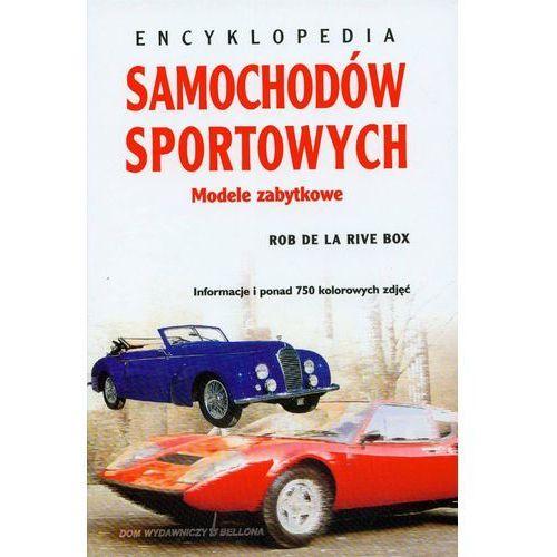 Encyklopedia samochodów sportowych. Modele zabytkowe (kategoria: Książki motoryzacyjne)
