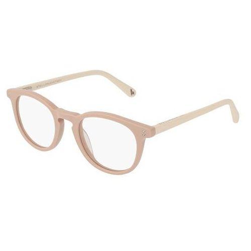 Stella mccartney Okulary korekcyjne sk0026o kids 007