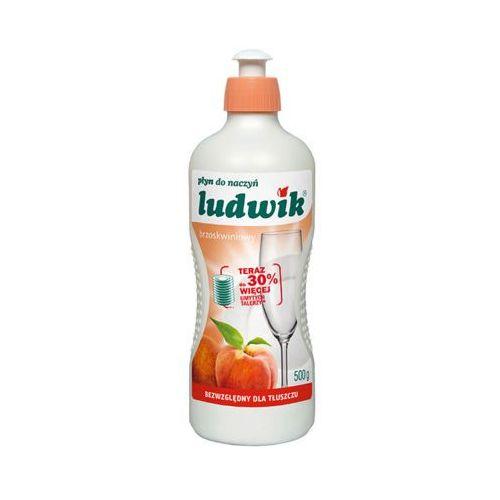 Ludwik 500g brzoskwiniowy płyn do mycia naczyń marki Inco-veritas