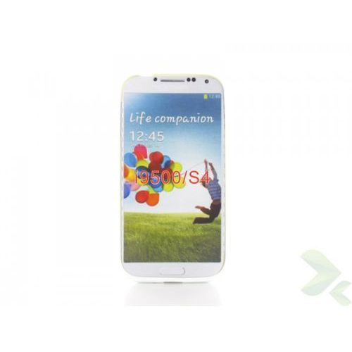 Geffy - Etui Samsung Galaxy S4 TPU solid color white Odbiór osobisty w ponad 40 miastach lub kurier 24h, GF-SGS4420453