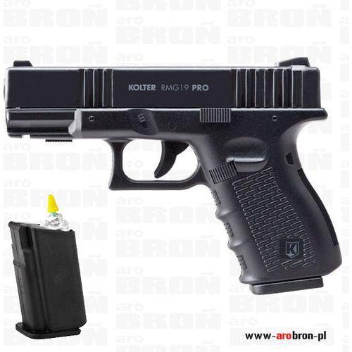 Pistolet gazowy Glock 19 RMG PRO + wkład gazowy w komplecie