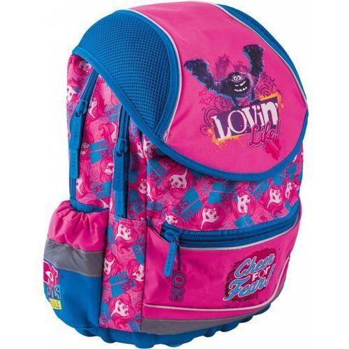 Baagl ergonomiczny plecak szkolny - potwory i spółka – duży (8595054225711)