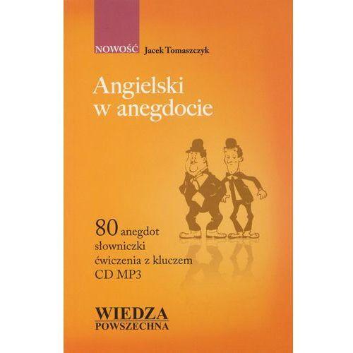 Angielski W Anegdocie + Cd Mp3, Tomaszczyk, Jacek