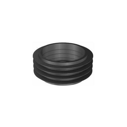 Uszczelka rury odpływowej WC podtynkowa 60 mm WIRQUIN