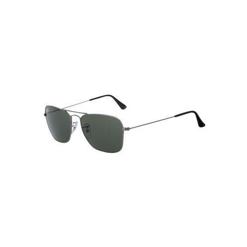 Ray-Ban RB 3136 004 CARAVAN Okulary przeciwsłoneczne + Darmowa Dostawa i Zwrot, 0RB3136