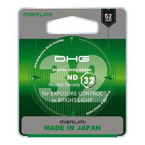 Filtr Marumi DHG ND32 52mm (MND(32)52 DHG) Darmowy odbiór w 21 miastach!, MND(32)52 DHG