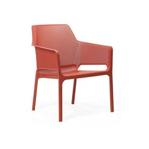 Krzesło Net Relax czerwony