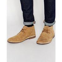 desert boots beige suede - beige marki Red tape
