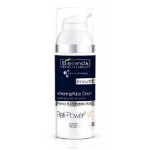 Bielenda professional reti-power2 vc whitenning face cream wybielający krem do twarzy