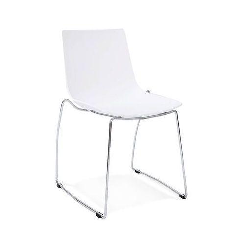 Kokoon design Krzesło tikada biały