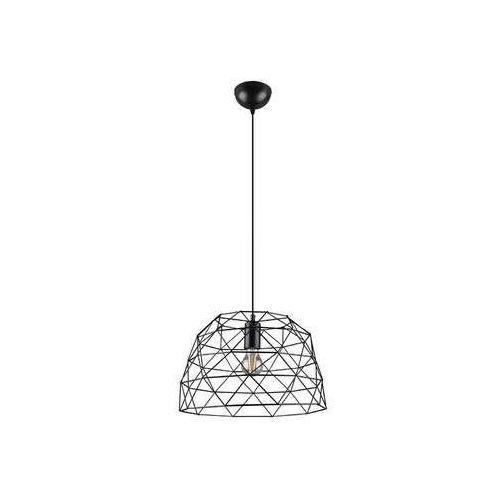 Trio RL Haval R30719032 lampa wisząca zwis 1x25W E27 czarny mat, kolor Czarny