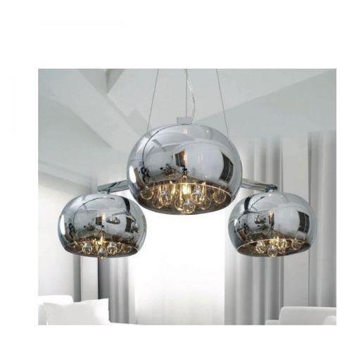 lampa wisząca CRYSTAL potrójna BZL, ZUMA LINE P0076-03R