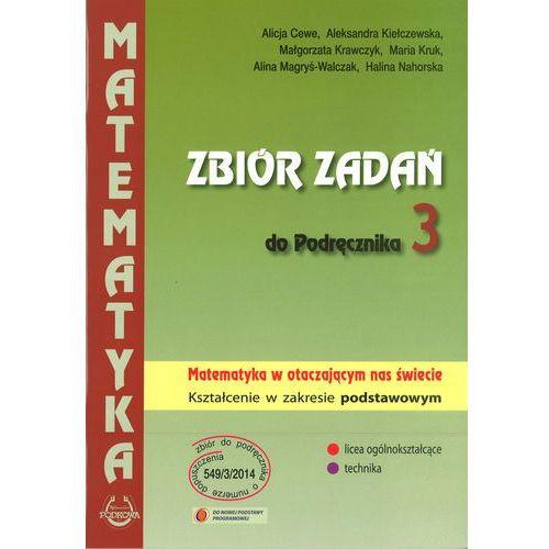 Matematyka w otaczającym nas świecie 3 Zbiór zadan LO/ZP/ (80 str.)