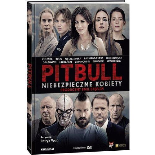 Pitbull Niebezpieczne kobiety (9788379459520)