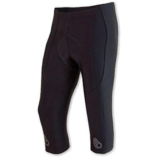 Sensor Męskie spodenki z nogawkami 3/4 Cyklo Race Black