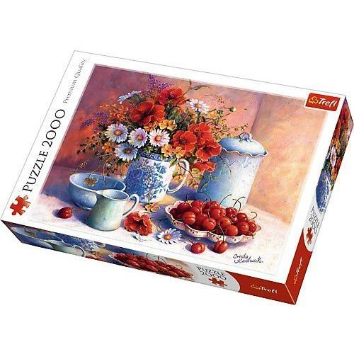Trefl Puzzle 2000 słodkie popołudnie (5900511270938)