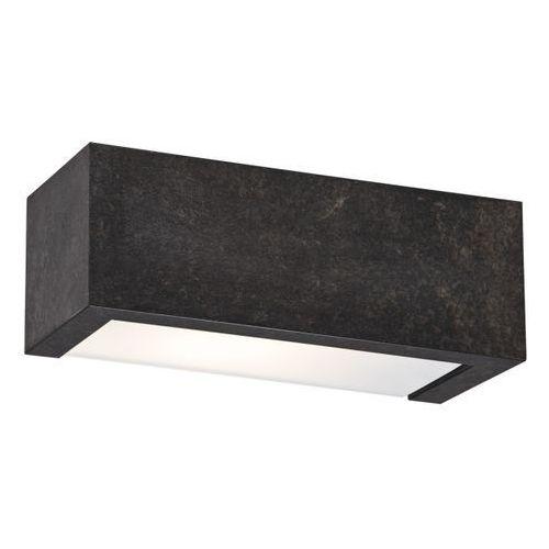 Kinkiet Argon Tequila 3210 lampa oprawa ścienna 1X60W E27 beton szary